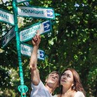 Мунара и Марк :: Андрей Молчанов