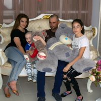 моя семья :: Милана Михайловна Саиткулова