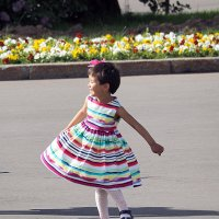 маленькая танцующая принцесса :: Олег Лукьянов