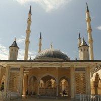 Грозный мечеть Сердце Чечни :: esadesign Егерев