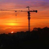Восход солнца :: Николай Михайленко