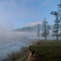 Утро на Катуни :: Валерий Толмачев