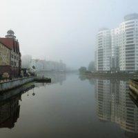 Калининград. туман.... :: Murat Bukaev