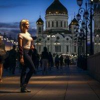 Даша :: Дмитрий Вдовин