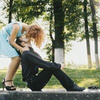 поцелуй :: Kristi Caty