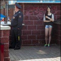 Моя полиция меня бережет! :: Алексей Патлах