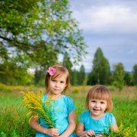 Краски уходящего лета :: Ксения Орлова