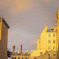 Желтые улицы, желтые дома :: Iuliia Efremova