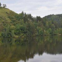 Озеро :: Глен Ленкин