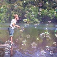 Пузыри-пузырики :: Марина Кузьмина