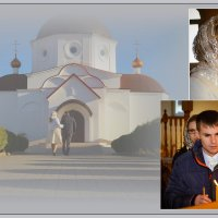 Монастырь :: Юлия Евсейко