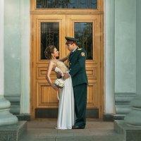 Свадьба военного :: Сергей Зубарев
