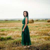 в поле :: Sophiko Gelashvili-Sviridova