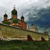 Горицкий мужской монастырь. :: Алла ************