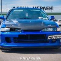 Honda Integra :: Мария Малина