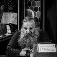 Монах :: Борис Гольдберг