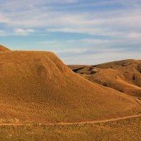 Путь на Эльбрус через плато Бечасын :: Леонид Сергиенко