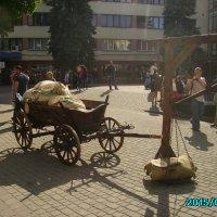 Ярмарка  в  Ивано - Франковске :: Андрей  Васильевич Коляскин