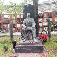 Памятник  А.Лебедю :: Мила