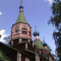 Наташинская церковь в Подмосковном городе Люберцы. :: Ольга Кривых