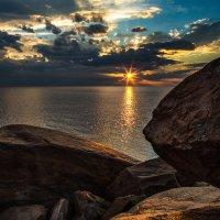 Море Белое :: Алексей Калугин