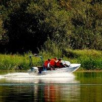 проверки на воде :: Александр Прокудин