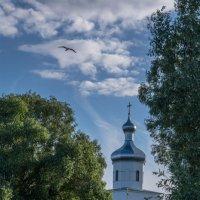Церковь Михаила Архангела :: Инесса Терешина