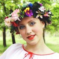 Красна девица - весна :: Людмила