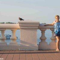 На набережной Волги. :: Руслан Веселов