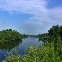 Река Белая :: Вячеслав Баширов
