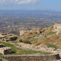 Палами́ди — крепость в Нафплионе. :: Оля Богданович