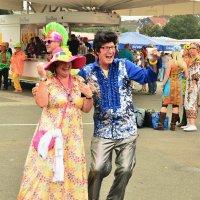 На карнавале :: Николай Танаев