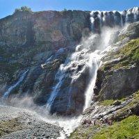 Софийский водопад.Архыз :: Евгений Михайленко