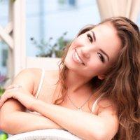 улыбка меняет людей, вы знали? :: Милана DV