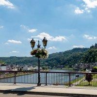 На мосту через Мозель :: Witalij Loewin