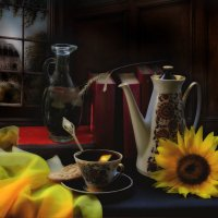 Кофе с лимоном :: Aioneza (Алена) Московская