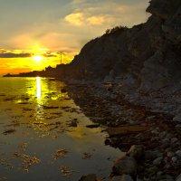 Вечер у моря :: Константин Николаенко