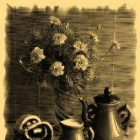 Всем доброго вечера и хорошего настроения! Приглашаю на чай с молоком...) :: *MIRA* **