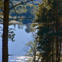 облака в реке :: Евгений Фролов