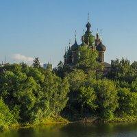 Церковь Иоанна Предтечи :: Сергей Цветков