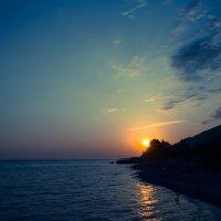закат на море :: AllaSaa