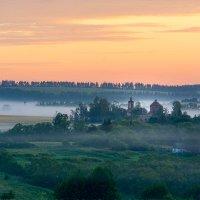 Утренний туман :: Виктор Зенин