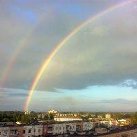 Двойная радуга :: Lera Yurievna
