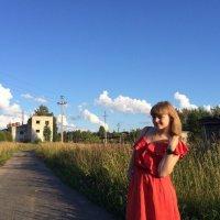 Было в ней чудесное свойство: она свято и бескорыстно верила в хорошее. :: Анастасия Фёдорова