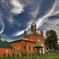 Церковь Михаила Архангела в Шарапово :: Дмитрий Анцыферов