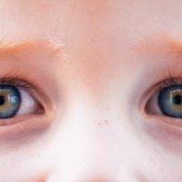 Детские глаза :: Anna Enikeeva