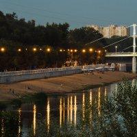 Центральный городской пляж Оренбурга. :: Артемий Кошелев