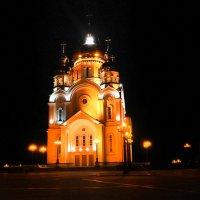 Храм в Хабаровске! :: Ирина Антоновна