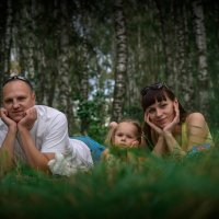 семья :: Лана Нурыева