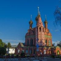 Церковь Богоявления :: Сергей Цветков